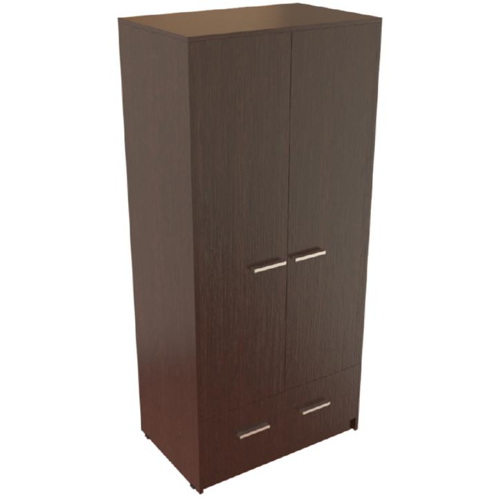 Фарамант - Шкаф комбинированный с ящиком Т-301 дуб венге