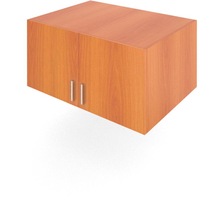 Фарамант - Антресоль для двухстворчатого шкафа АС-32 миланский орех
