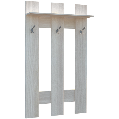 Фарамант - Вешалка для прихожей АС-41 ясень шимо